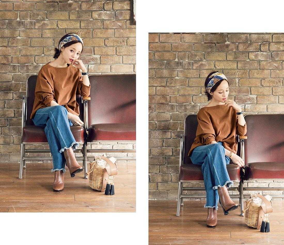 Treud akiico's styling STYLE;03