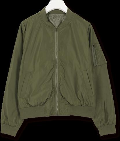 MA-1 ジャケット レディース ママ服