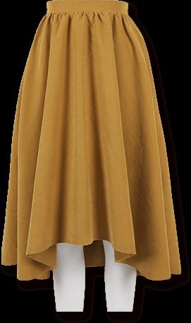 フレアスカート レディース ママ服