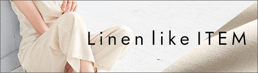 Linen like ITEM
