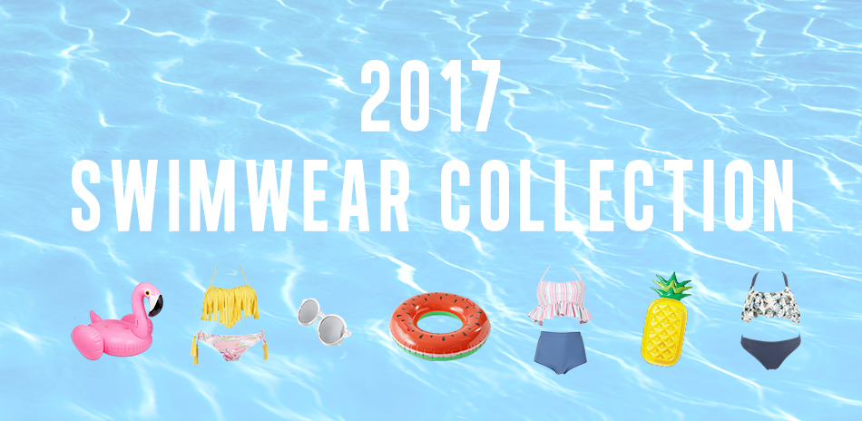 2017 SWIMWEAR COLLECTION