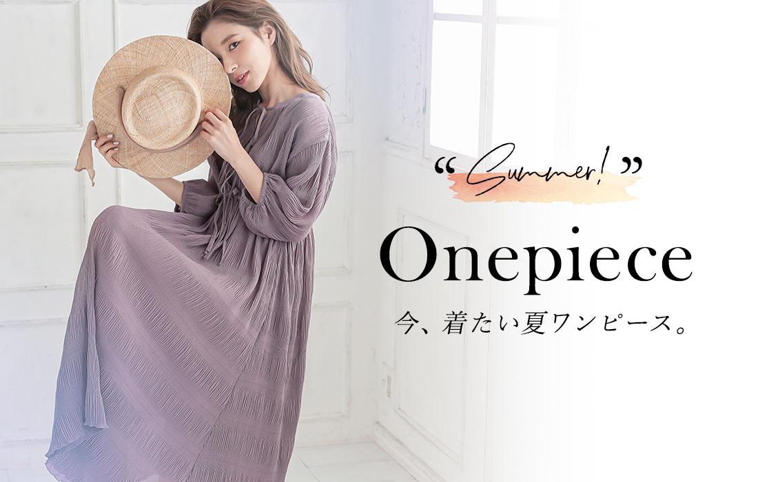 夏ワンピース集めました。ONEPIECE Collection 2020 KOBE LETTUCE I SEASON:SPRING