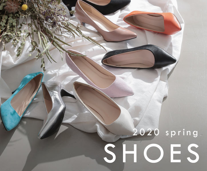 2020spring SHOES