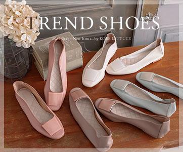 運命の一足を見つけて。トレンド靴特集