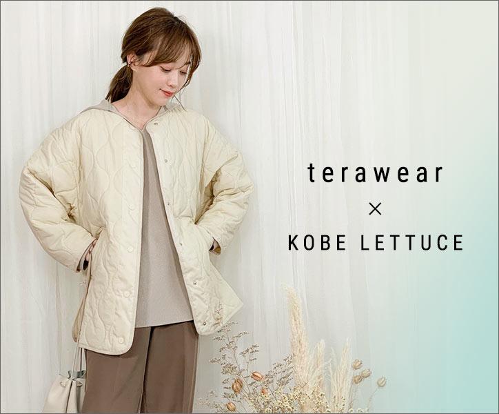 terawear×KOBE LETTUCE