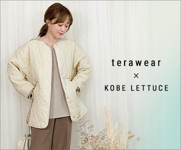 terawear × KobeLettuce