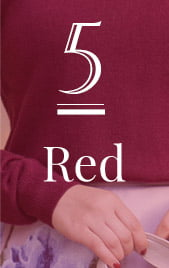 5 Red レッド