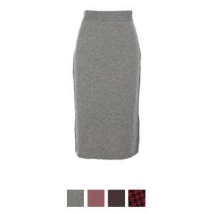 ニットタイトスカート [M2598]