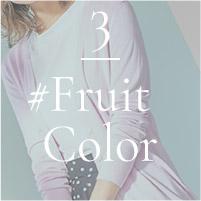 3 #Fruit Color