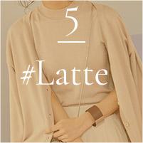 5 #Latte