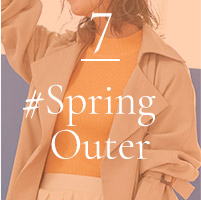 7 #Spring Outer