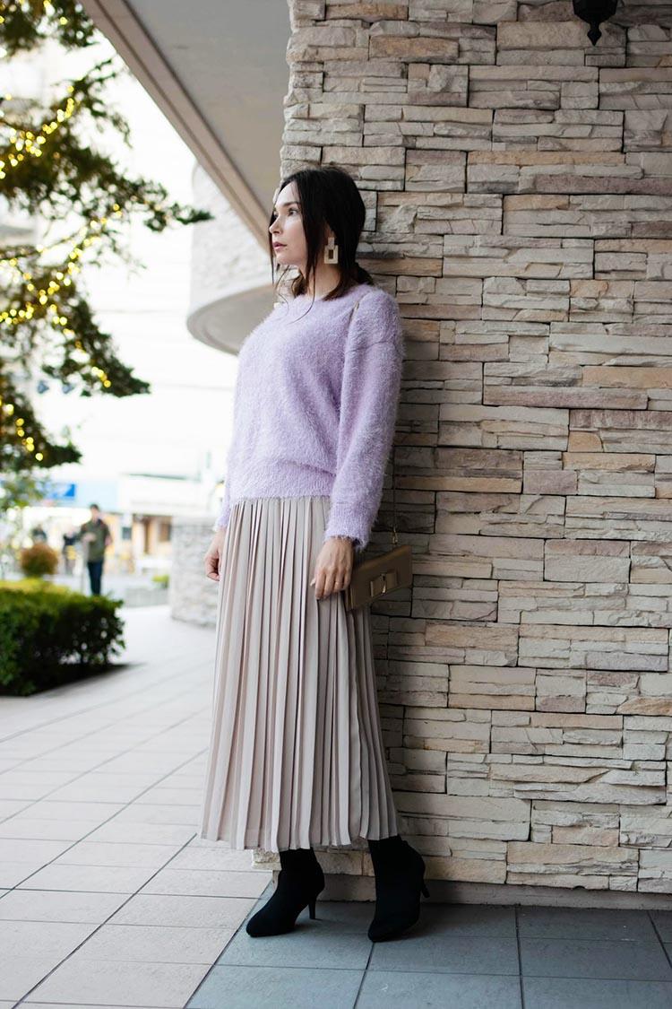 神崎メリのメス力コーディネート