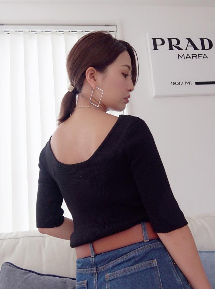 水野祐香の主婦ママ・コーデテク