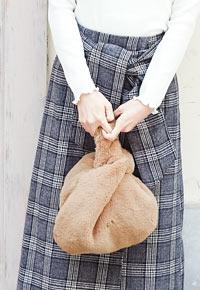 ≪ファイナルセール!!≫ミニファートートバッグ [B1114]