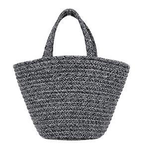 編み上げハンドバッグ
