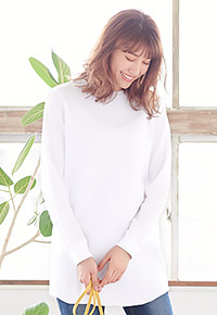 サーマルロングTシャツ [C3068]