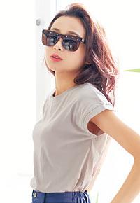 フレンチスリーブTシャツ [C3142]
