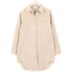コーデュロイシャツ [C3650]