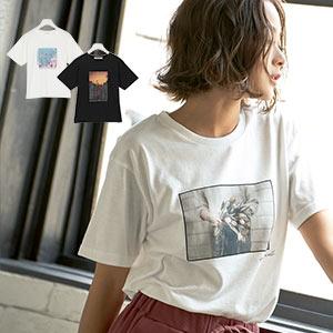 ≪ファイナルセール!≫選べるフォトプリントTシャツ [C3877]