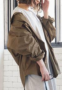 ≪トップス全品送料無料!8/19(月)朝11:59まで≫ビッグシャツ [C3999]