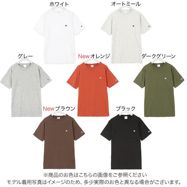 [ Champion ]ショートスリーブTシャツ [C4550]