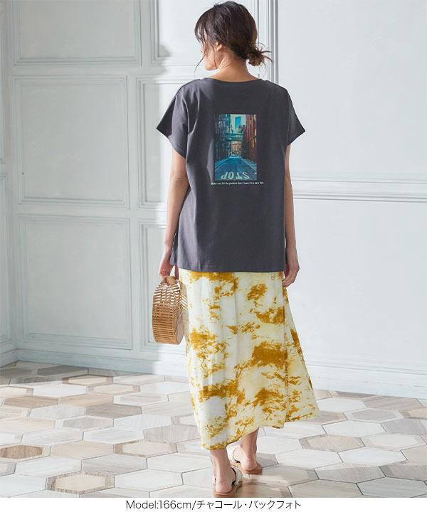 選べる2タイプ フォトTシャツ [C4769]