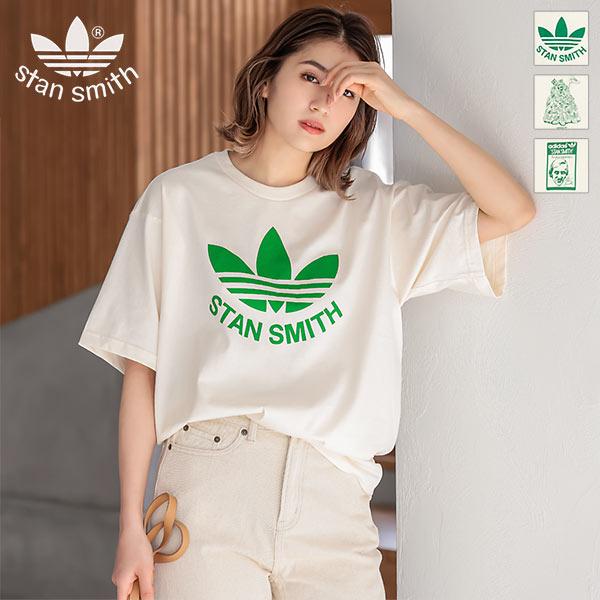 [ adidas ]プリントTシャツ [C5350]
