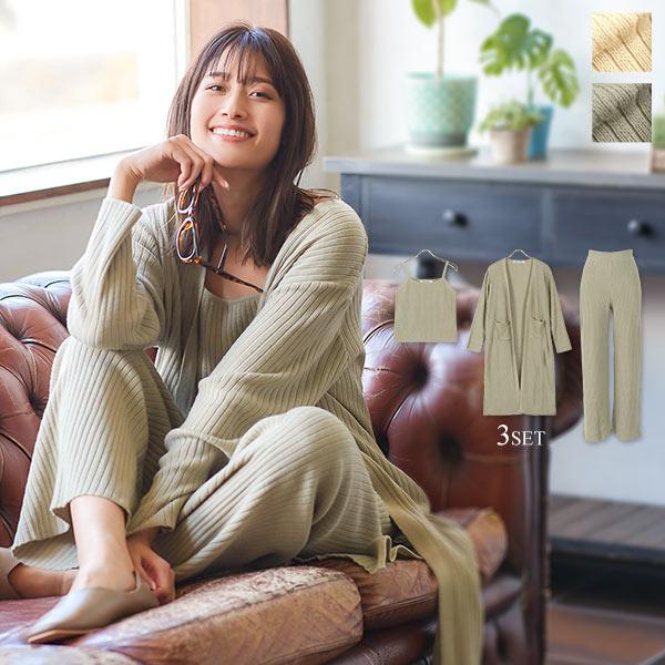 神戸レタス 柄マーメイドスカート [M3093]
