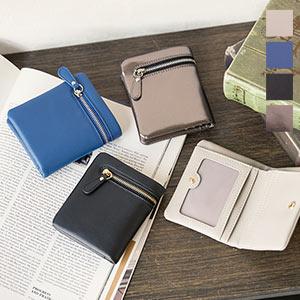 折り畳みスリム財布 [J791]