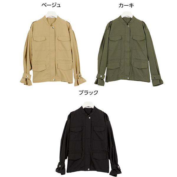 ミリタリージャケット [K762]