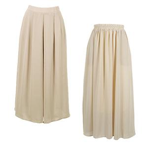 [パンツ/スカート]2type楊柳ロングボトム [M1920]