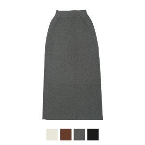 選べる2丈ニットタイトストレートスカート [M1986]