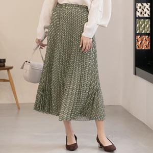 ≪SALE≫アコーディオンプリーツスカート [M2727]