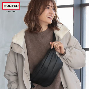【HUNTER】PUFFER BAG [R125]