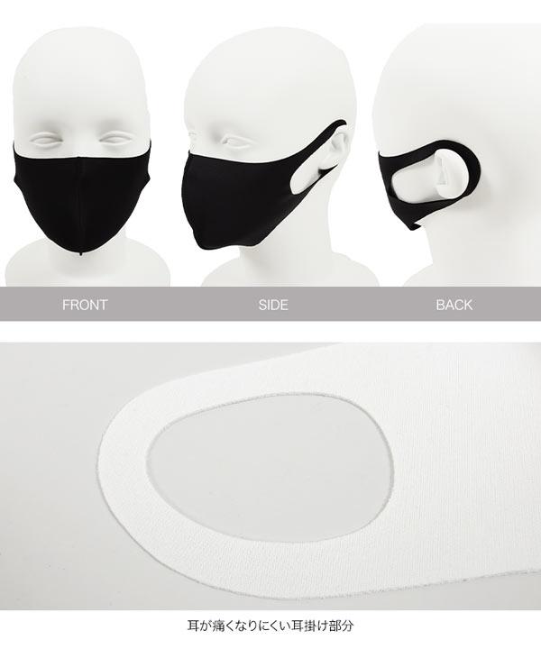 つける 向き マスク