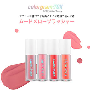 Colorgram;TOK Mood Mellow Blusher [Y584]