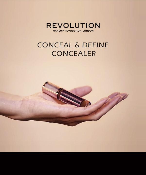 REVOLUTION コンシールアンドディファイン コンシーラー [Y611]