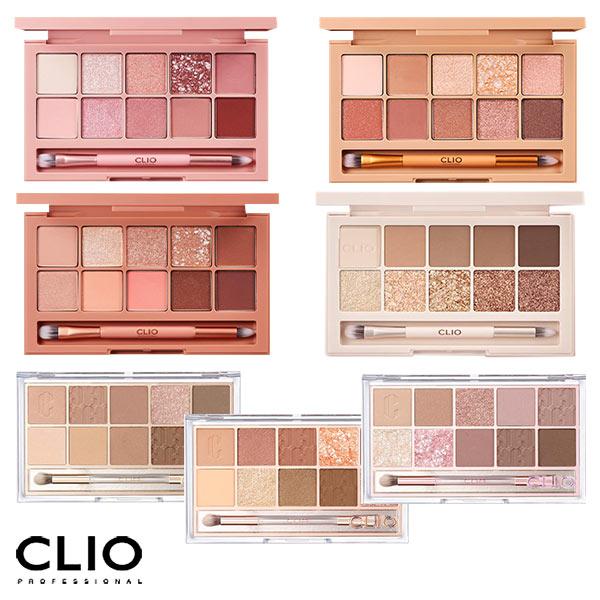 【CLIO/クリオ】プロ アイパレット [Y625]