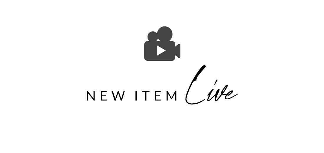 NEW ITEM Live